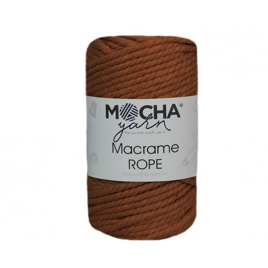 4mm Kiremit Makrome Rope İp