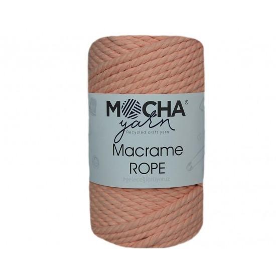 4mm Somon Makrome Rope İp