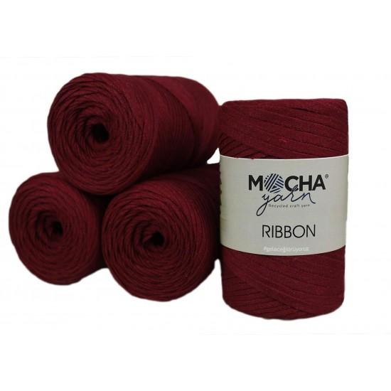 Bordo Ribbon 4'lü Set