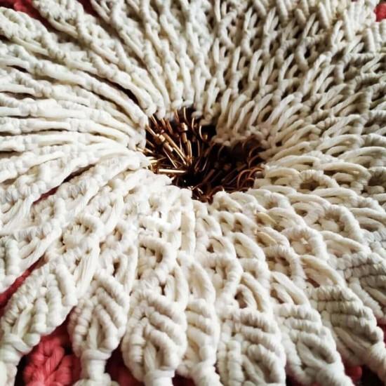 Fuşya Makrome Cotton Plus