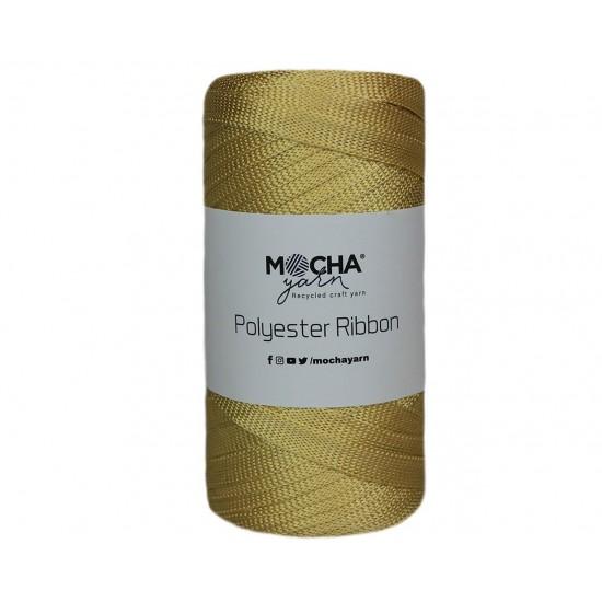 Gold Polyester Ribbon İp