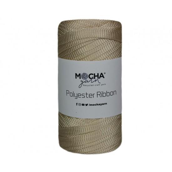 K.Mery Gold Polyester Ribbon İp