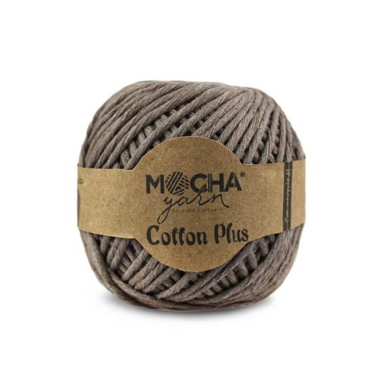 Kahverengi Makrome Cotton Plus