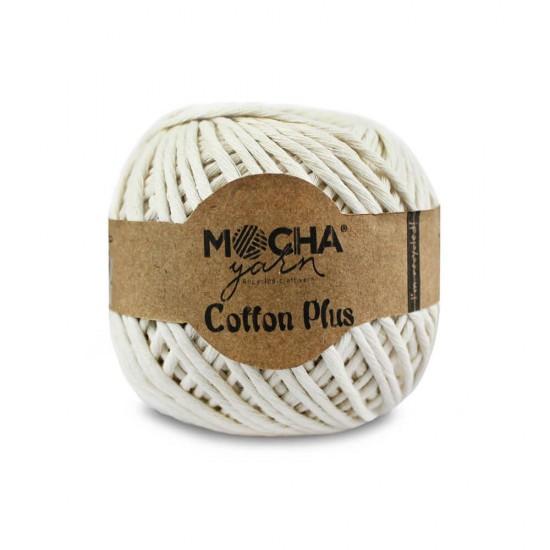 Krem Makrome Cotton Plus