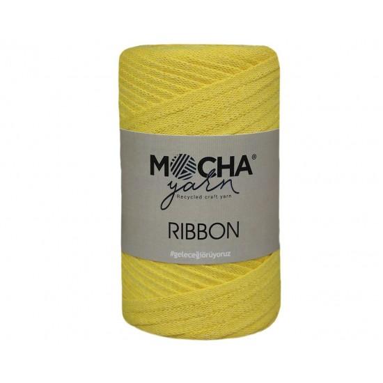 Sarı Ribbon İp