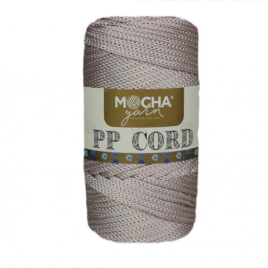 Pudra Polyester Cord İp
