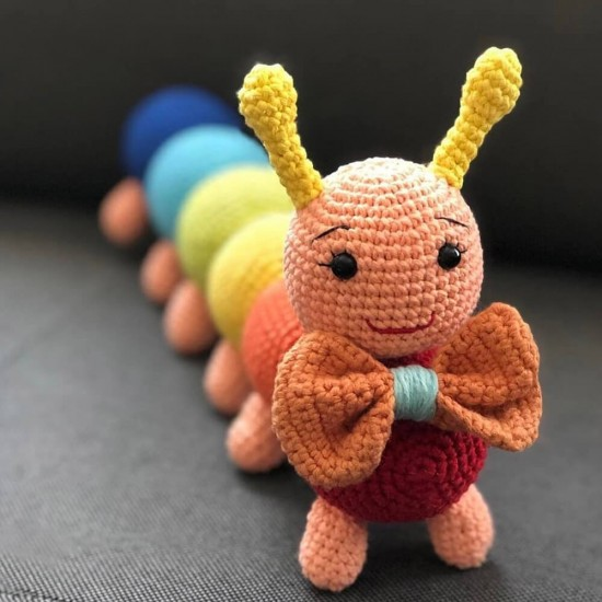 Mint Amigurumi İp