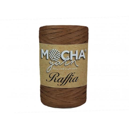 Mocha Rafya Kağıt İp