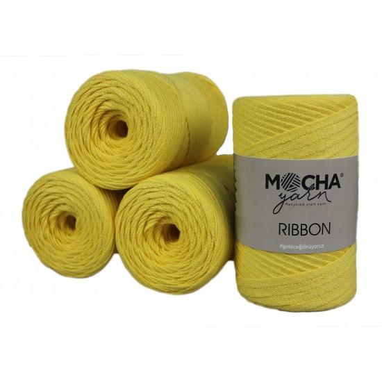 Sarı Ribbon 4'lü Set