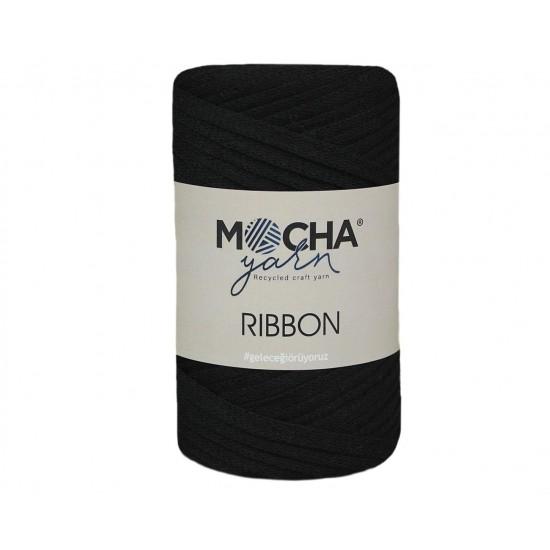 Siyah Ribbon İp
